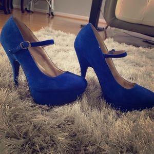 Qupid platform high heel stilettos